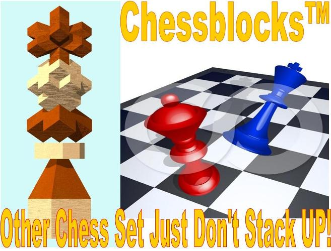 Chess + Blocks = Amazing